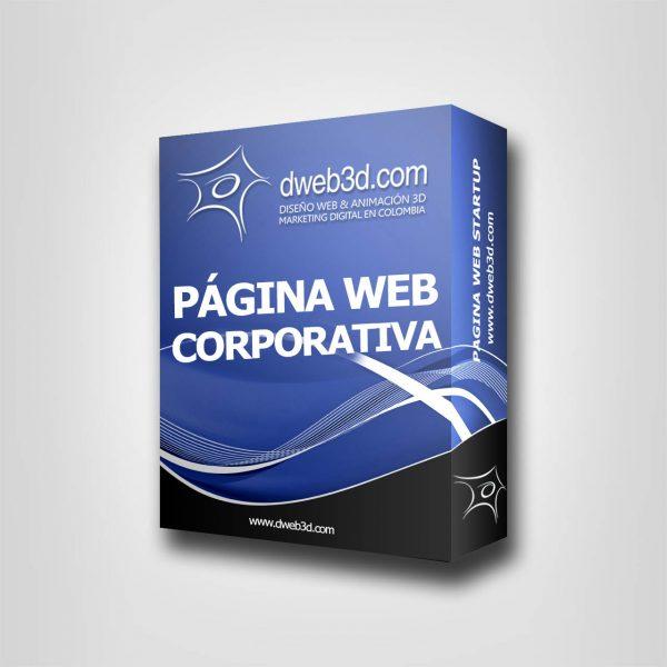 comprar paquete de diseño de pagina web corporativa